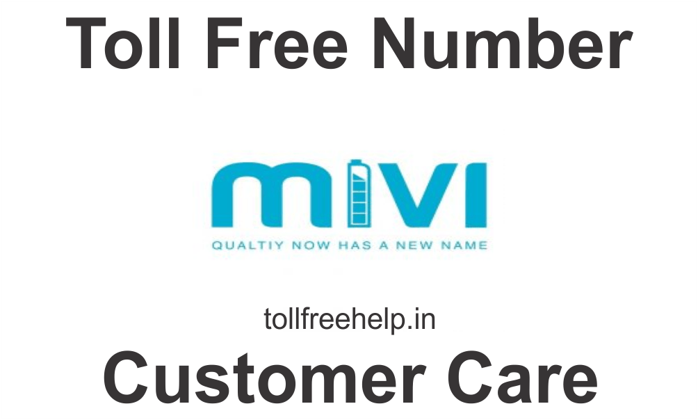 mivi.in Customer Care Number
