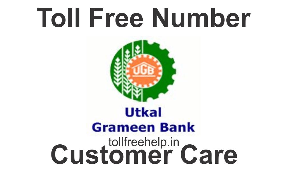 utkal grameen bank customer care number