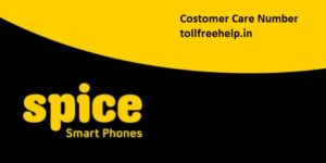 Spice mobile customer care toll free number