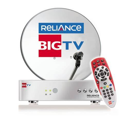 reliance big tv customer care