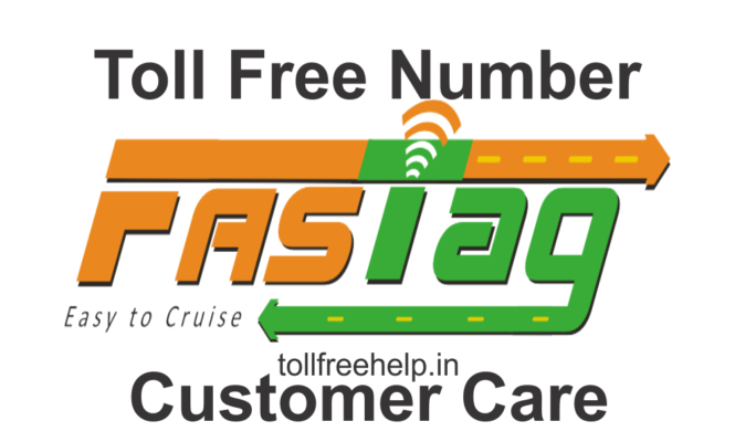 fastag toll free customer care