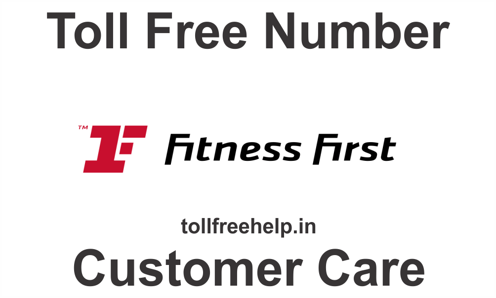 fitness first customer care number