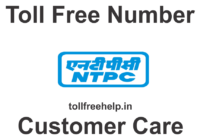 NTPC Customer Care Number
